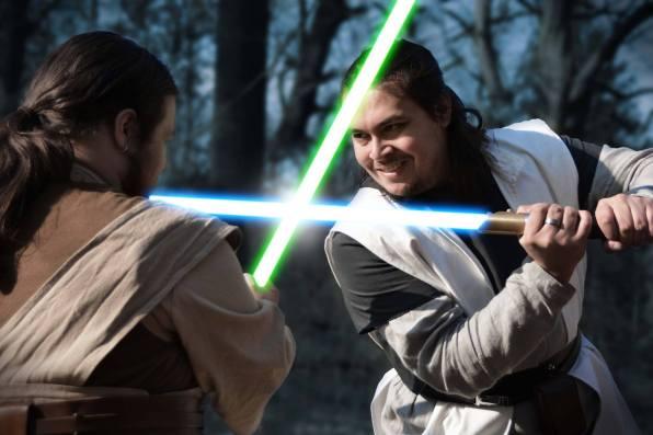 Lightsaber Jedi 1